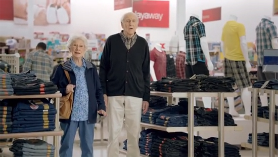 Kmart Ad - Ship your pants