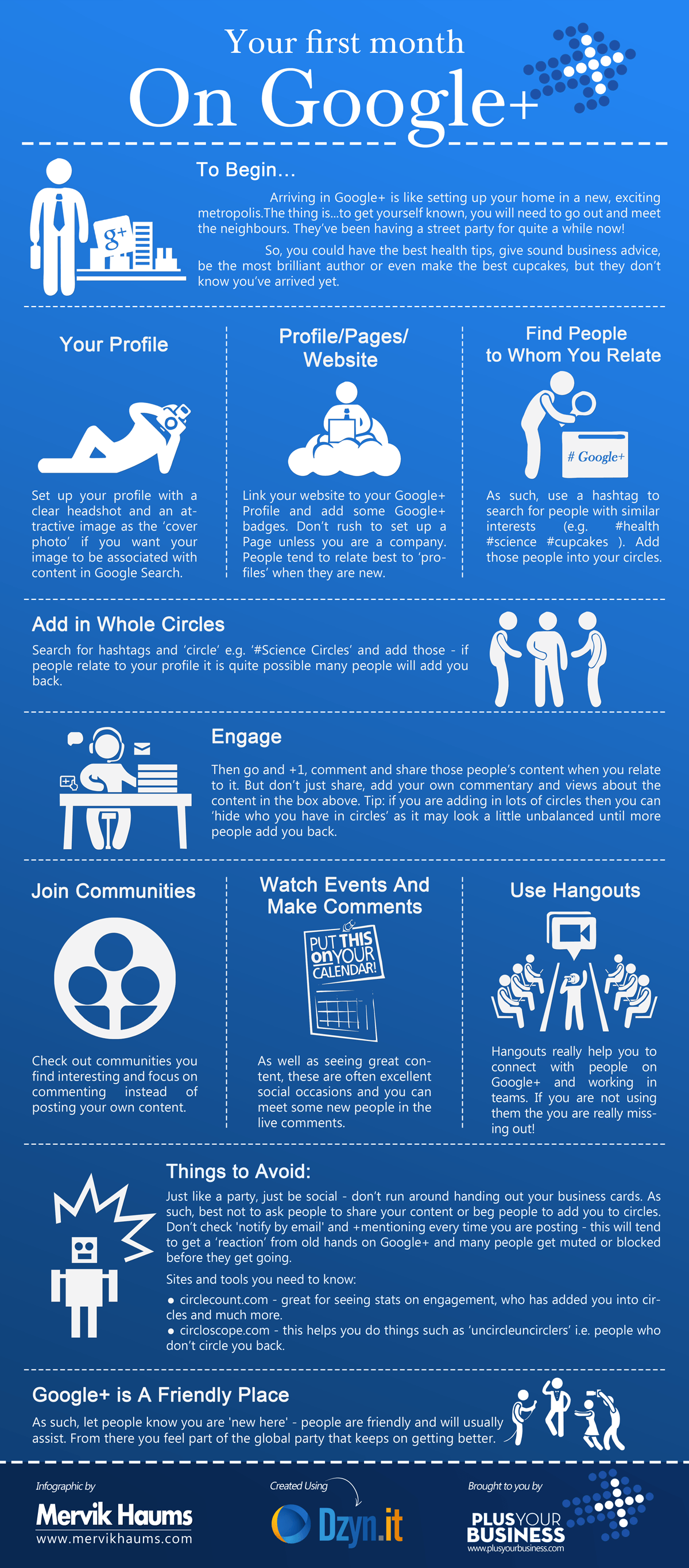 Guide to Google+