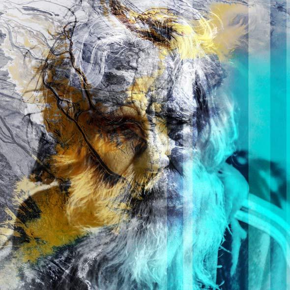 The Human Landscape 1 - Simon Phillips