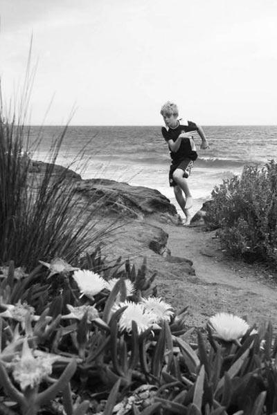 Beach Run - Simon Phillips - Photography